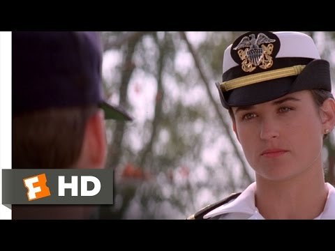 A Few Good Men (1/8) Movie CLIP - Galloway Confronts Kaffee (1992) HD