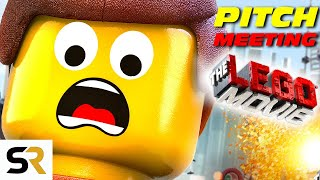 THE LEGO MOVIE PITCH MEETING by Screen Rant