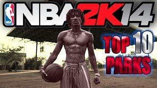 NBA 2K14 TOP 10 PARK PLAYS of the WEEK #10