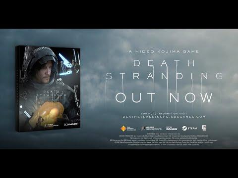 Trailer lancement PC de Death Stranding