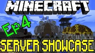 Server Showcase Episode 4 - SHIP&CASTLE! (1.5.2 SMP/PVP)