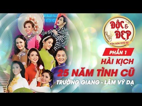 Liveshow Vân Sơn 52 - Độc và Đẹp - Phần 1- Vân Sơn