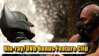 Blu-ray/DVD Bonus Feature Clips From the Dark Knight Rises (2012)