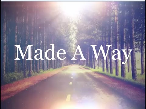 Made A Way - Travis Greene (Lyrics)