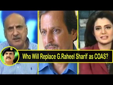 Breakfast With Sajjad Mir | 24 Nov 2016 | Who Will Replace G. Raheel Sharif as COAS?