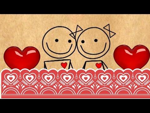 Mensagem de Amor Especial - Vídeo Lindo de amor