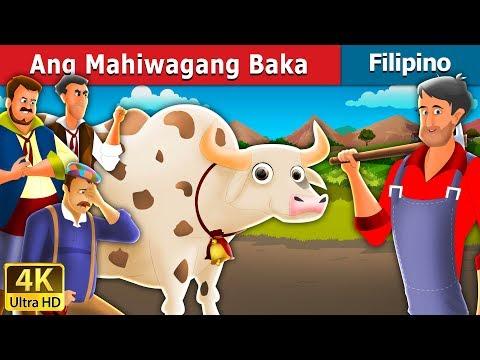Ang Mahiwagang Baka   Kwentong Pambata   Filipino Fairy Tales