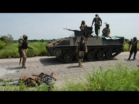 Photos: Nigeria army records more successes against Boko Haram