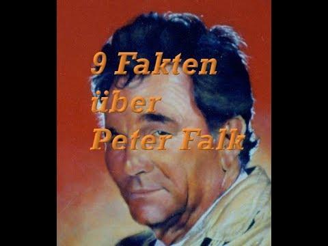 9 Fakten über Peter Falk