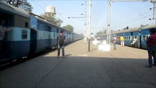 Nonton 22996 Ajmer Bandra SF Express Overtakes 12926 Paschim Express ! Film Subtitle Indonesia Streaming Movie Download