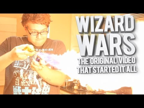 Wizard Wars: Original Video that started the Syfy Show