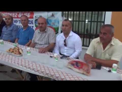 Kocaeli'den Giresun'a Göç Kültürü Kandıra Karaağaç Muhtarlığı İftar Programı