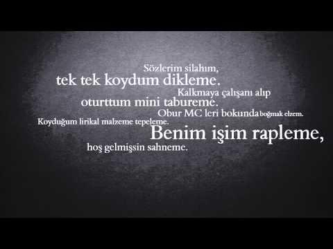 Sagopa Kajmer-Aylak Bakkal (pesimist ep 6) (видео)