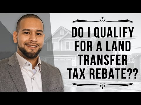 🏘️ Do I Qualify For A Land Transfer Tax Rebate?? What If I'm Married And Never Owned A Home?