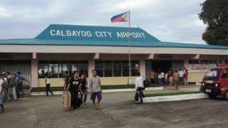 Calbayog Philippines  city images : Calbayog City Airport, Samar, Philippines vlog #32