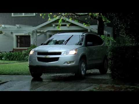Chevrolet Commercial for Chevy Traverse (2011) (Television Commercial)
