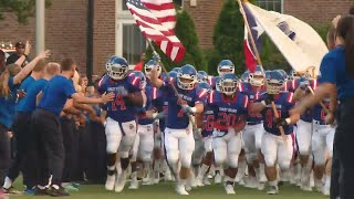 Highlights: Coast Guard 34, Alfred State 7