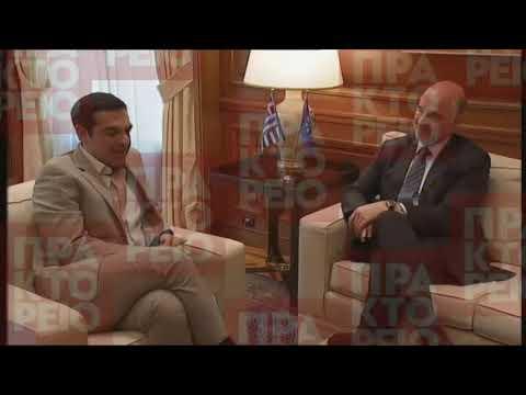 Μοσκοβισί σε Τσίπρα: Τώρα η Ελλάδα είναι μια κανονική χώρα μέσα στην Ευρωζώνη, γυρίζουμε σελίδα