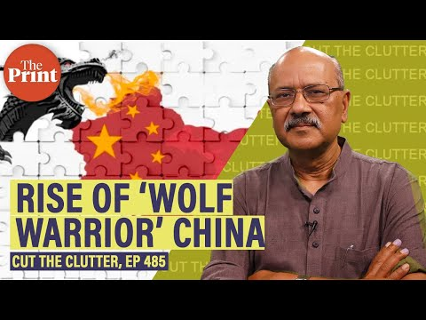 What is Wolf Warrior diplomacy & why's China indulging in it