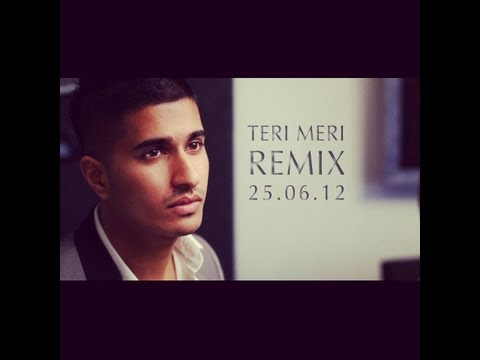 teri meri - Remix of the hit song 'Teri Meri' from the Bollywood movie 'Bodyguard'. Watch the original song here: http://www.youtube.com/watch?v=xoolY_56kTs Bookings: ar...