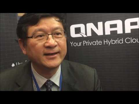 Teddy Kuo, Co-Founder, QNAP Systems. Inc.