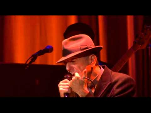 Leonard Cohen: At the Chelsea Hotel - Live In Londo ...