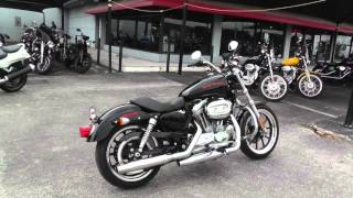 4. 438050 - 2013 Harley Davidson Sportster 883 SuperLow XL883L - Used Motorcycle For Sale