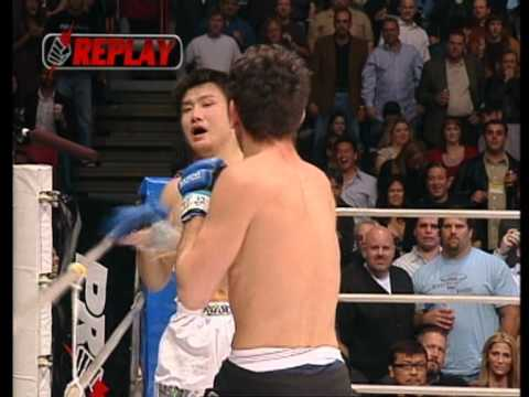 Gomi - My favourite fight in MMA history. Don't be scared Gomi!