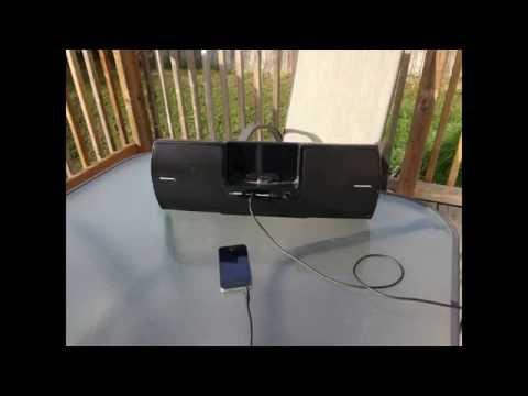 Sirius xm universal boombox review