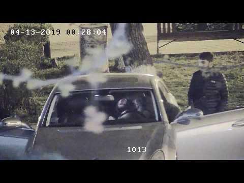 Գողություն՝ ավտոմեքենայի սրահից (տեսանյութ)