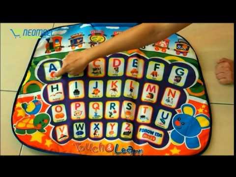 Learning Garden Playmat