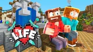 I BOUGHT FWHIP'S HOUSE | Minecraft X Life #3