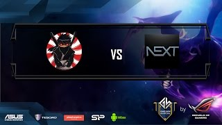 BU vs NEXT.kz, game 2