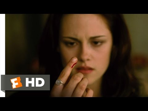 Twilight: New Moon (1/12) Movie CLIP Paper Cut -(2009) HD