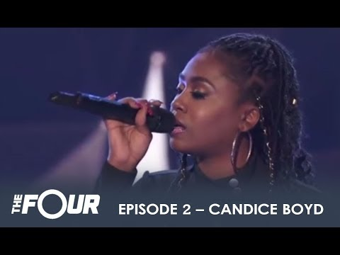 Candice Boyd: The Girl With a RIDICULOUS Voice WOWS The Judges! | S1E2 | The Four