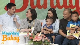 Video Magandang Buhay: Vico and L.A.'s message for their mother MP3, 3GP, MP4, WEBM, AVI, FLV Agustus 2018