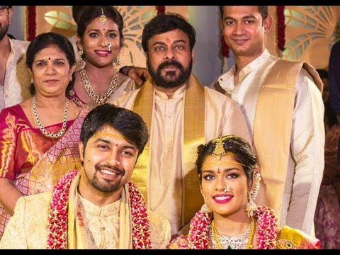 Chiranjeevis-daughter-Sreeja-and-Kalyan-Wedding-video-Marriage