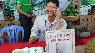 CT Hữu Cơ Thuận Thiên tham gia Hội chợ tại Kon Tum