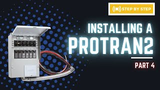 Video How to install Reliance Controls ProTran2 - Part4, Replacing Circuit Breakers MP3, 3GP, MP4, WEBM, AVI, FLV Agustus 2018
