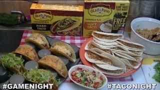 Download Lagu Make Game Night Taco Night with Old El Paso Mp3
