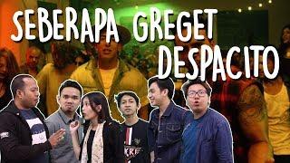"Kembali lagi dengan video Seberapa Greget.. Dan kali ini kita membuat Seberapa Greget dengan tema yang lagi populer, yaitu Seberapa Greget Despacito... Ditonton Yaaa...JANGAN LUPA LIKE, COMMENT, SUBSCRIBE DAN SHARE YAAA...Follow juga Channel Kita Yang LainUSAMA LIFEhttps://www.youtube.com/user/sammie2975BHAKTI PERKASAhttps://www.youtube.com/channel/UC0IDlL7hiMFHmKmyHlxKkjQWith :Soas Creative - https://www.youtube.com/channel/UCu5EBVfR86rGBnSGHq3M0CARidwanhttps://www.youtube.com/channel/UCBPu...Awan Don Juanhttps://www.youtube.com/channel/UCJXc...Backsound music by ANTAREEP HAZARIKA COVER - https://www.youtube.com/watch?v=ZBo6tXdrn18Oh Iya... Jangan lupa Subscribe dan Follow kita juga di :Youtube : ""DuoArab Harbatah""Twitter : @DuoharbatahFacebook : Duo HarbatahVine : Duo HarbatahInstagram : Duo HarbatahSubscribe: http://goo.gl/5lp4Y8"
