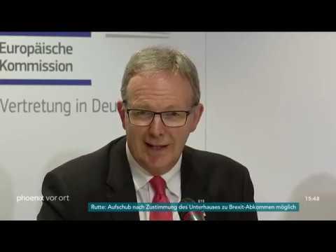 Europäische Urheberrechtsreform: Pressekonferenz mi ...
