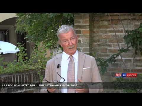 LE PREVISIONI METEO PER IL FINE SETTIMANA | 18/09/2020