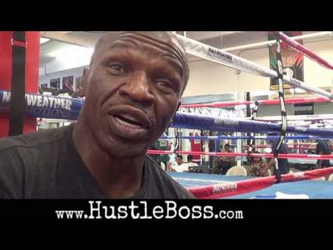 Floyd Mayweather Sr. says he made the shoulder roll 'worldwide'