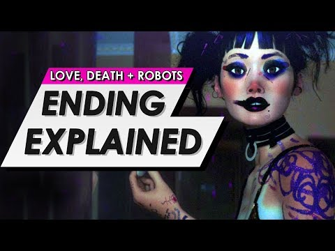 Love, Death And Robots: The Witness: Ending Explained & Fan Theory