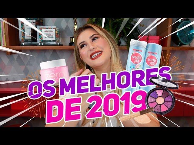 MELHORES DO ANO! - Skin Care, Make e Séries - Niina Secrets