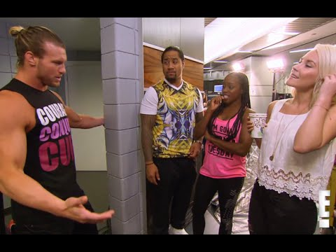 Total Divas Season 4, Episode 11 Clip: Naomi helps Jimmy Uso start a stand-up career