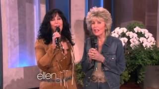 Cher&Georgia Holt -I'm Just Your Yesterday In Ellen