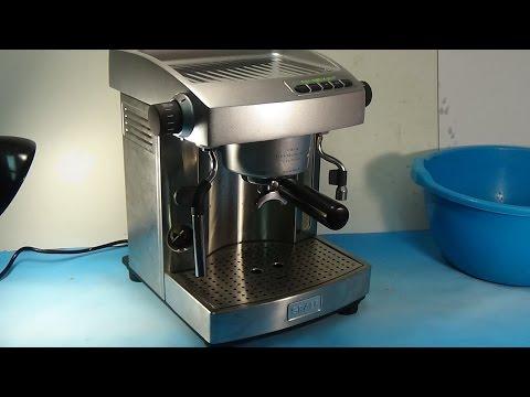 Ремонт кофеварки делонги своими руками