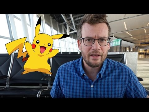 Pokemon, Reviewed by a Dad Who Knows Nothing about Pokemon